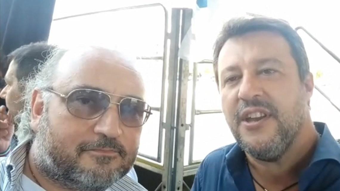 Rocco Prete: «Scegliere la Lega per riportare il buon Governo in Regione» (IL VIDEO)