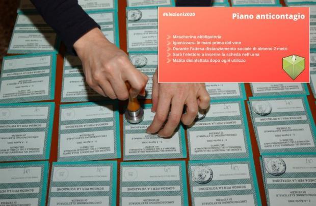 Regionali Puglia: varato il Protocollo anti contagio ai seggi