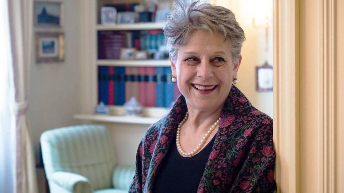 """Simonetta Agnello Hornby presenta il nuovo libro """"Piano Nobile"""" alle Vecchie Segherie"""
