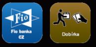 Fio banka a Dobírka