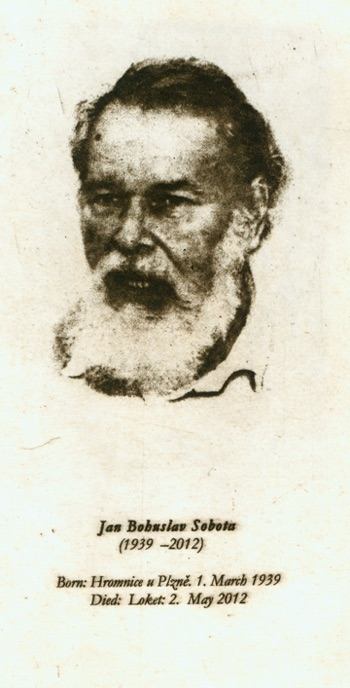 Remembering Jan Bohuslav Sobota By Ladislav R Haka Jan