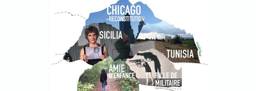VEND. 23 AVRIL À 11H & 15H // AMIE D'ENFANCE & FILLE DE MILITAIRE // LA COMMUNAUTÉ INAVOUABLE