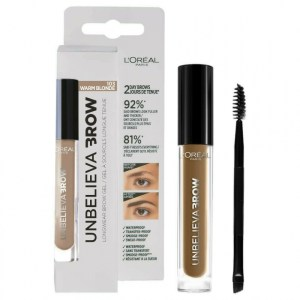 Gel pentru sprancene L Oreal Paris Unbelieva Brow