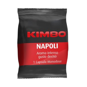 Kimbo Napoli capsule compatibile Lavazza Point 100 buc