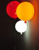 lampa balonik Boris Klimek