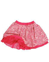 Dpam double-sided skirt
