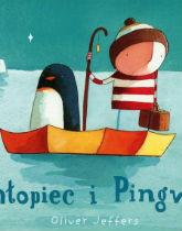 Chłopiec i pingwin