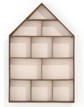 półeczka - domek