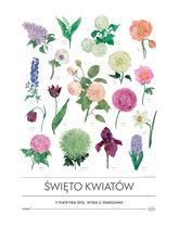 plakat Święto Kwiatów