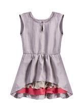 Summer Swan Dress