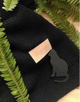 Koc z bawełny organicznej Poofi