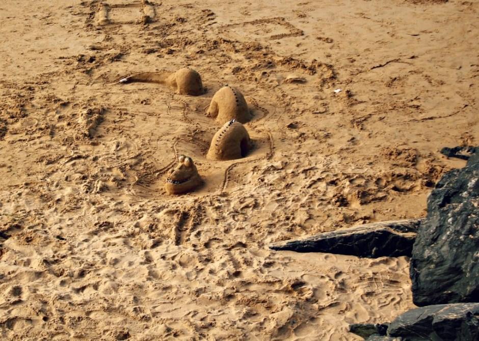 Arromanches plage