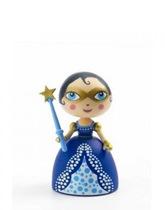 Drewniana figurka księżniczka