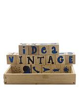 klocki Idea Vintage