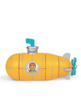 łódź podwodna magnetyczna