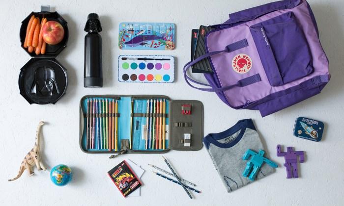 Przegląd plecaków i tornistrów dla dzieci