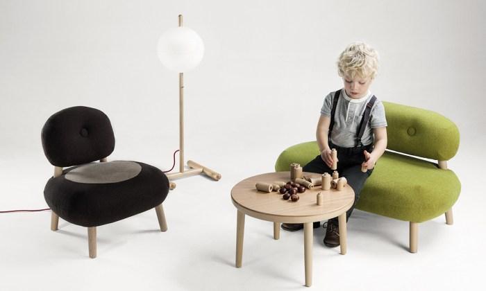 Pięć innowacyjnych mebli dla dzieci