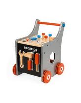 Warsztat, wózek magnetyczny z narzędziami