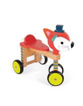 Lisek - rowerek czterokołowy