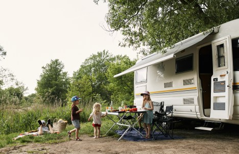 Camper party