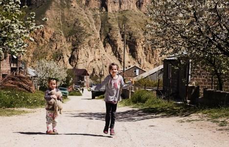 Rodzinna wyprawa do Armenii