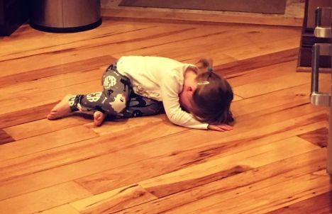 Czemu dziecko płacze