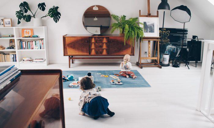 Toddlekind: piękne i praktyczne maty podłogowe