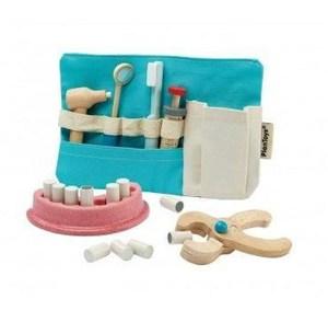 zestaw małego dentysty