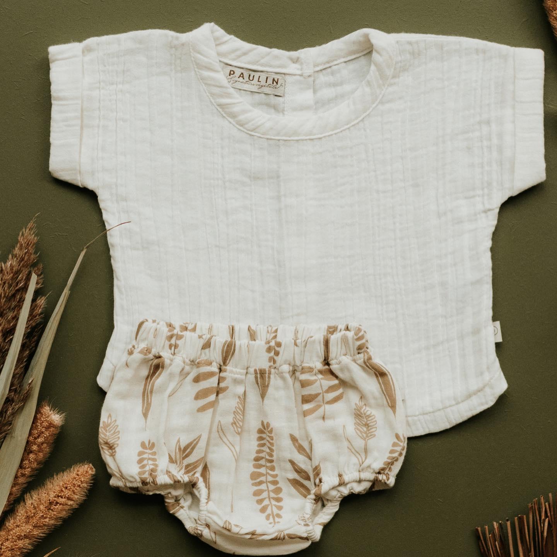 bloomersy dla niemowląt