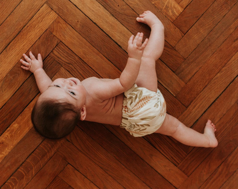 organiczna bawełna dla dzieci