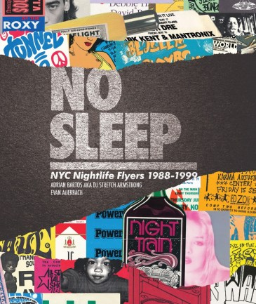 No Sleep Flyers