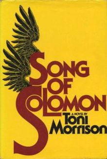 SongOfSolomon - Toni Morrison