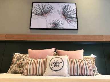 cama com lençóis aquecidos individualmente (Andrea Miramontes/ Lado B Viagem)