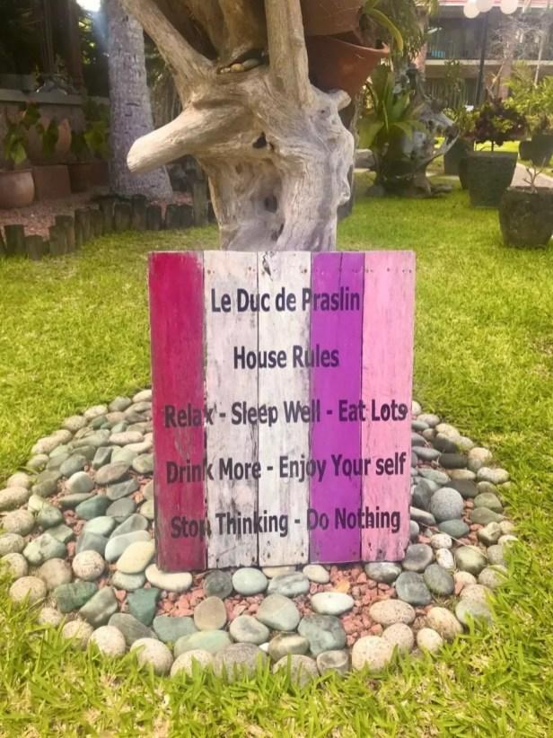 Jardim Le Duc de Praslin - Andrea Miramontes / Lado B Viagem