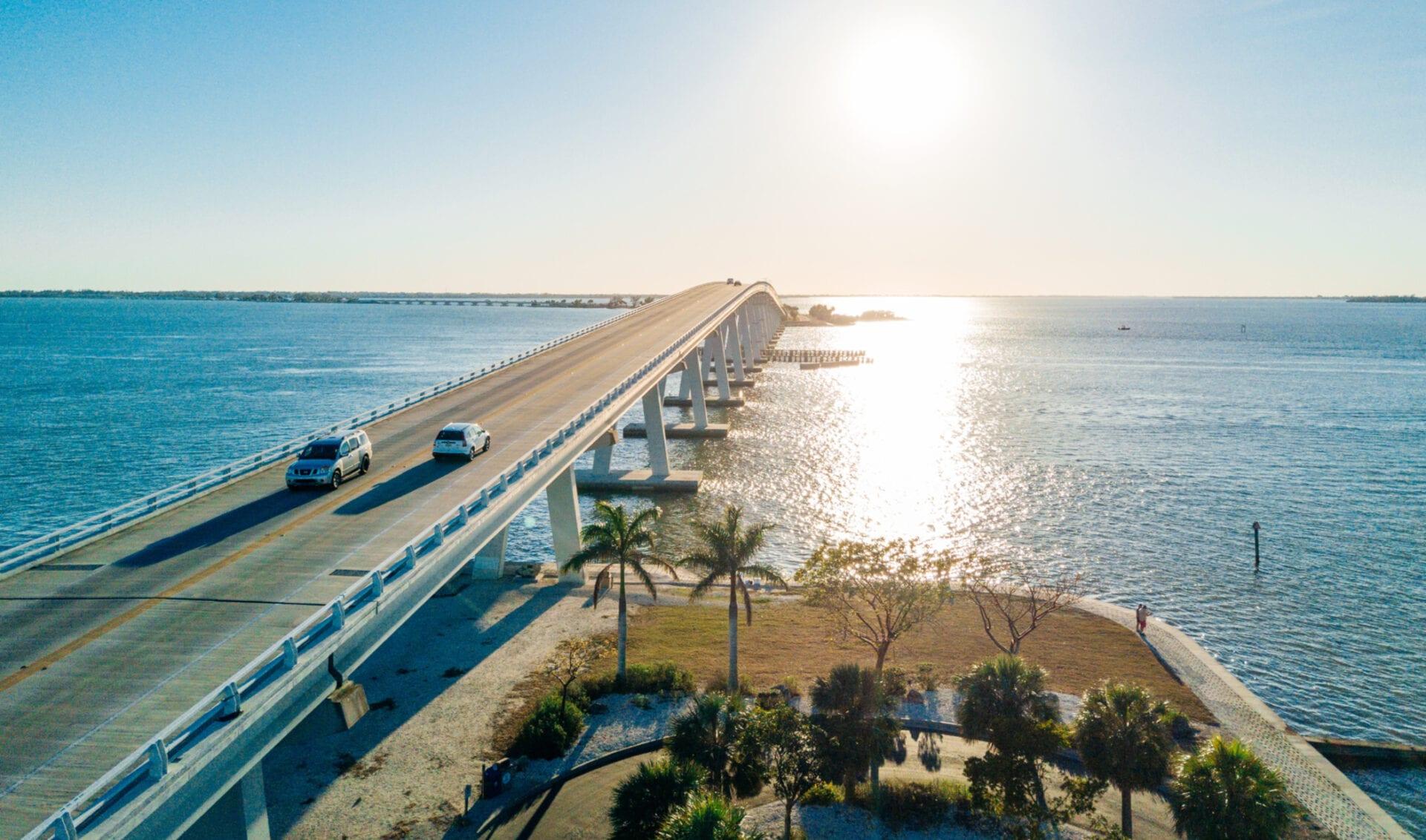 Sanibel Causeway - foto Visit Florida