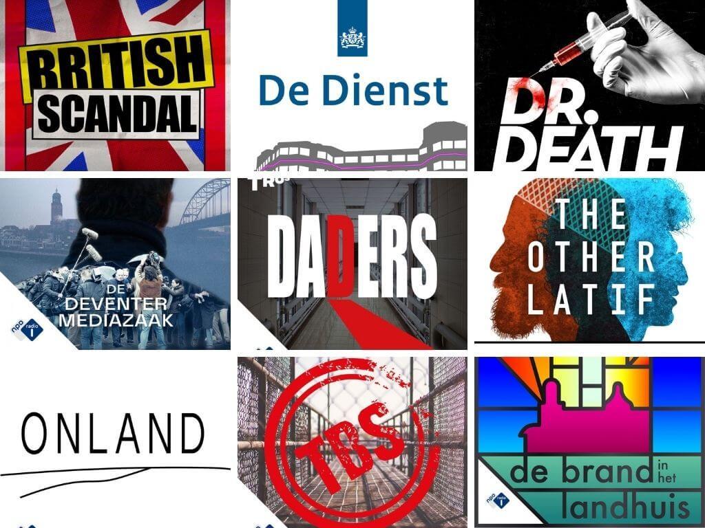 True Crime podcasts om nu op je lijst te zetten