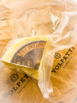 Vacuum sealed percorino
