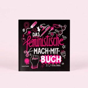 Das feministische Mach-mit-Buch von Gemma Correl