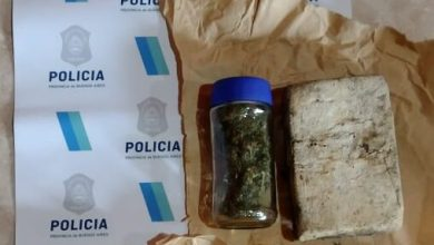 Photo of Lo aprehendieron por tener marihuana en su casa