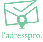 L'Adress-Pro Centre d'Affaires Domiciliation Salles de réunion Bureaux Logo transparent