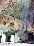 Sala a volta. Castello di Savuto. Savuto, frazione di Cleto (Cosenza)