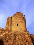 Torre. Castello di Cleto. Cleto (Cosenza)