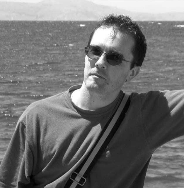 Samuel Paty, professeur d'Histoire-Géographie