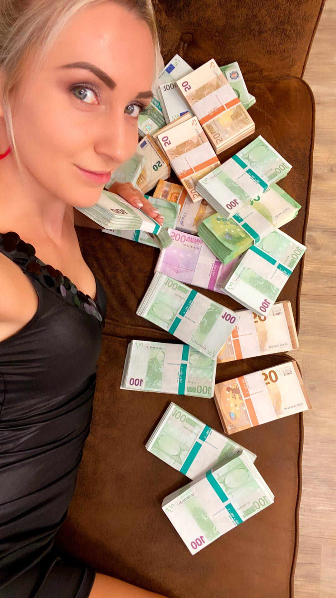 Geldherrin Online dienen