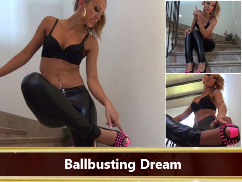 Ballbusting Video