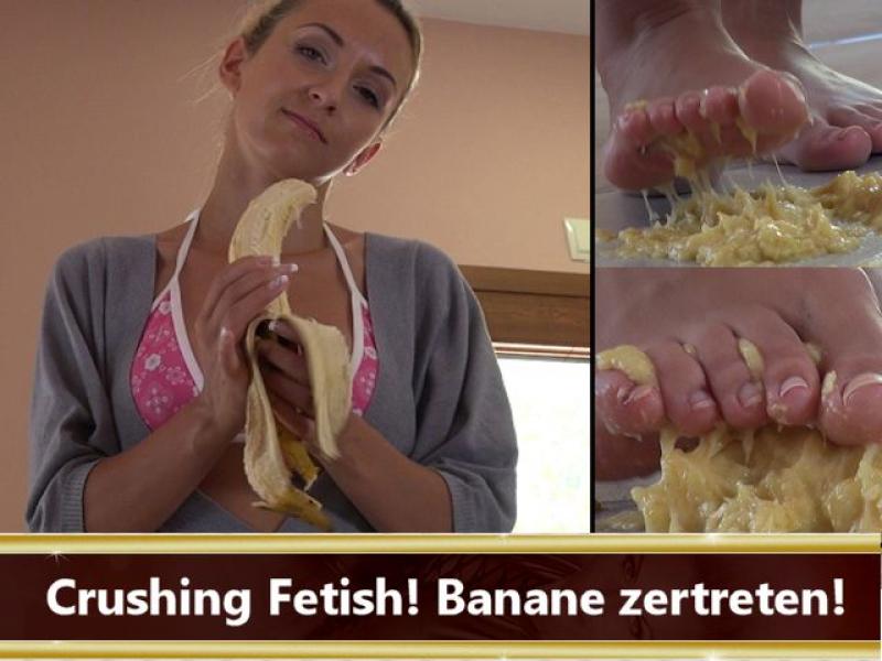 Crushing Obst zertreten zermatschen
