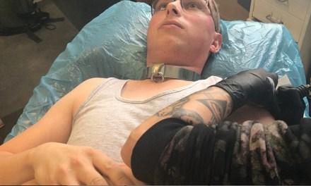 Tattoo: Dauerhafte Kennzeichnung für meine Sklavin
