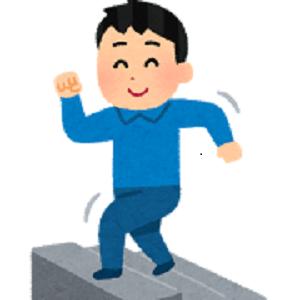 元気に階段を上る男性のイラスト_20170307(いらすとや)