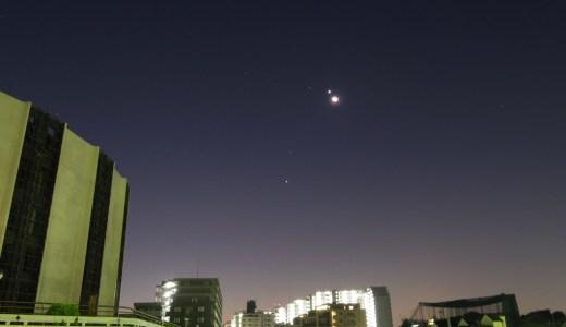 2015/10/16 五行と五惑星
