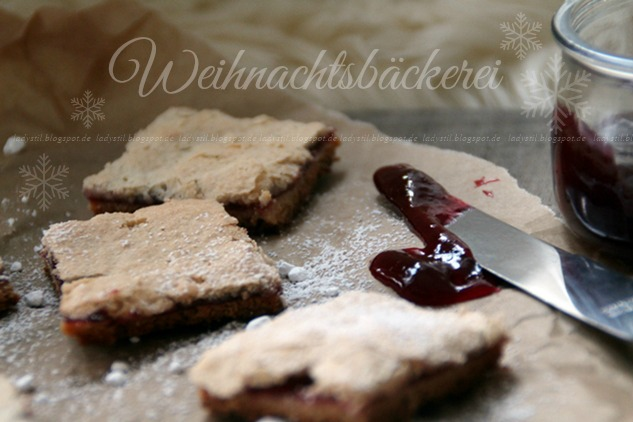 Weihnachtsbäckerei, Weihnachtsplätzchen, Hamburger Eisschollen, backen,